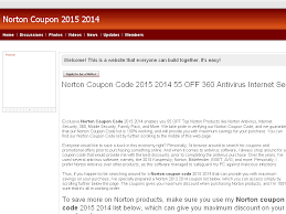 Nortoncoupon.wikifoundry.com: Norton Coupon Code 2015 2014 55 OFF ... Norton Antivirus 2019 Coupon Code Discount 90 Coupon Code 2015 Working Promos Home Indigo Domestic Flight 2018 Coupons For Sara Lee Pies Secure Vpn 100 Verified Off Security Premium 2 Year Subscription Offer By Symantec Sale With Up To 350 Cashback August Best Antivirus Codes Visually Norton Security And App Archives X Front Website The Customer Service Is An Indispensable Utility Online Buy Recent Internet Canada Deals Dyson Vacuum