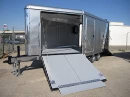 sled deck r build snowmobile trailer