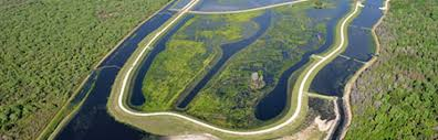 Alachua Sink Gainesville Fl by Jones Edmunds Sweetwater Paynes Prairie Sheetflow Restoration