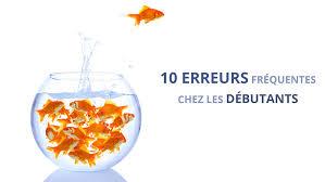 le site du poisson 10 erreurs de débutant avec le poisson
