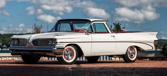 100 1959 Gmc Truck For Sale An El Camino Pontiac Style The El Cat Hemmings Daily