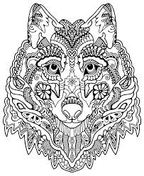 Vibrant Creative Animal Coloring Book 512 Best Images On Pinterest