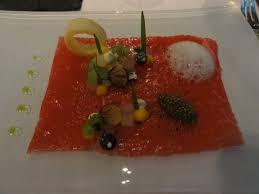 sattel vom weideochsen imperial kaviar eigelb
