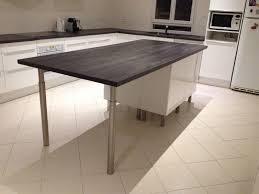 meuble de cuisine avec plan de travail pas cher plan de travail pas cher 3 table rabattable cuisine meuble