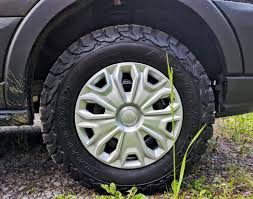 Ford Transit Larger Tires Upgrade | FarOutRide