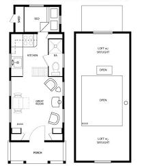 Simple Micro House Plans Ideas Photo by Tiny House On Wheels Floor Plans Design And Simple Idea