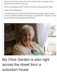 🔥 25 Best Memes About the Olive Garden