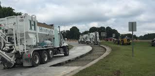 I-40 Concrete Rehab Project