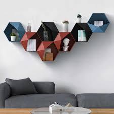 nordic wohnzimmer wand montiert geometrische punch freies