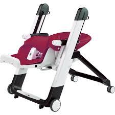 chaise haute siesta de peg perego au meilleur prix sur allobébé