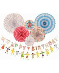 Kids Happy Birthday Banner Decoration Party Decorations