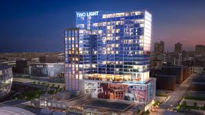 100 Square One Apartments Two Light Is Coming To Downtown In 2018 Kansas City Business Journal