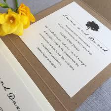 Rustic Wedding Invitations By Eaton