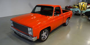 1982 Chevrolet C10 Silverado Offered For Sale By Gateway Classic ... Nice Great 1982 Chevrolet C10 Silverado Short Bed Cc Outtake 1981 Or Luv Diesel A Survivor Chevrolet Ck10 162px Image 8 Chevy Short Bed Hot Rod Shop Truck 57l 350 V8 700r4 Silverado Youtube Car Brochures And Gmc Pickup Inkl Deutsche Brief C60 Tpi Classic For Sale 1992 Dyler For Autabuycom Sa Grain Truck T325 Houston 2013