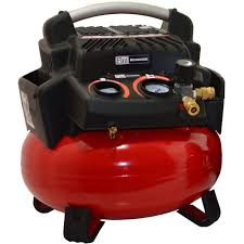 Fini 1 5 HP 6 Gal 150 PSI Portable Electric Pancake Air