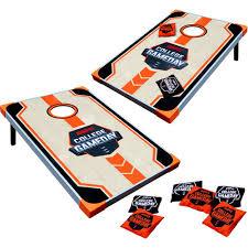 College Gameday 42 Premium Bean Bag Toss Game W Accessories