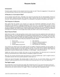 Resume Examples Key Strengths ResumeExamples