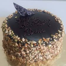 chocolate nut cake home delivery in bangalore