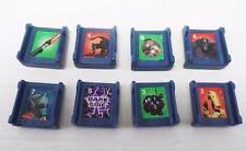 2002 Star Wars Stratego Board Game Pieces