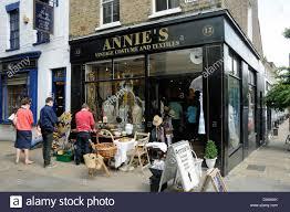 annie u0027s vintage costume and textiles shop camden passage