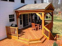 Free Standing Deck Bracing by Best 25 Back Deck Designs Ideas On Pinterest Deck Deck Colors