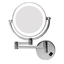 excelvan 7x magnification wall mount makeup vanity