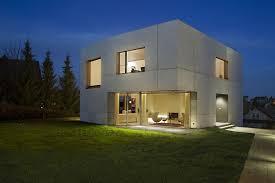 maison en cube moderne maison moderne forme cubique chaios