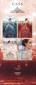 Books Kinokuniya The Selection 4 Book Box Set OME