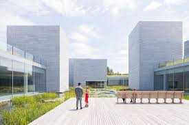 100 Thomas Pfeiffer Architect The New Glenstone Phifer And Partners ArchDaily