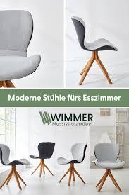 moderne stühle fürs esszimmer stühle haus deko