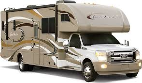 Super Class C Motorhomes Four Winds F550