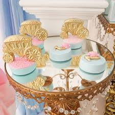 Pink And Gold Birthday Themes by Cinderella Party Dreamy Princess Birhday