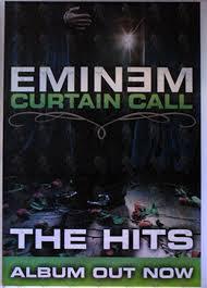 eminem curtain call the hits album promo poster billboard