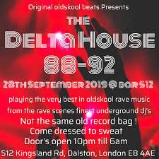 100 The Delta House 8892 At Bar 512