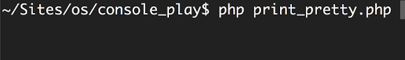 Fun With Symfonys Console Component