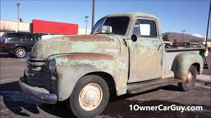 100 1951 Chevy Truck For Sale Chevrolet 3100 Classic Pickup Video Vintage YouTube