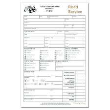 100 Tow Truck Receipt Service Invoice Template Form Software Sampleee