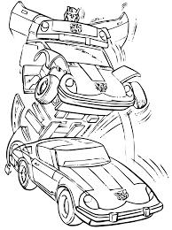 Transformers 4 Superhéros Coloriages à Imprimer