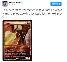 Mtg Red White Deck Modern by Glorybringer New Card Discussion The Rumor Mill Magic