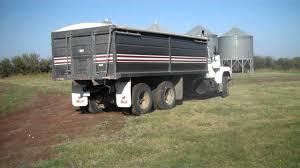 100 Used Grain Trucks For Sale KNIBBS 1986 MACK TANDEM GRAIN TRUCK STOUGHTON SK MACK AUCTION