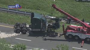 Truck Crashes On I-295 In Gloucester County   6abc.com 5 Dead In Fiery Semi Truck Crash Welcome To The St Louis Injury Caught On Camera Scooter Driver Crushed To Death Car Accident By Crashes I295 Gloucester County 6abccom Dump Causes Big Delays On Route 78 Cbs Local Dramatic Gopro Video Captures Motorcycle Crash With Los Angeles Kalamazoo Accident Lawyers Trucker Attorneys Best Truck Compilation Amazing Car Vs E40 Aalter Belgium Accidents Tape 2016 The World Caught Rekord East
