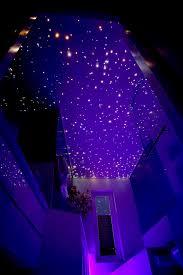 nahtlose badezimmer sternenhimmel mit 600 funkelnden sternen