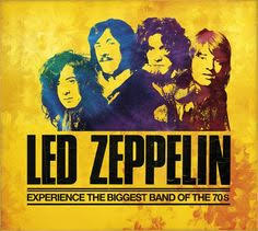 Led Zeppelin Experience The Biggest Band Of 70s By Chris Welch