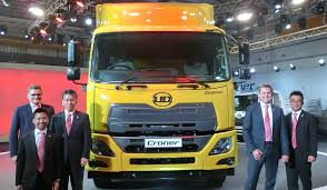 UD Trucks Launches Croner Medium-Duty Truck In Bangkok - Japan ... Ud Trucks Wikipedia To End Us Truck Imports Fleet Owner Quester Announces New Quon Heavyduty Truck Japan Automotive Daily Bucket Boom Tagged Make Trucks Bv Llc Extra Mile Challenge 2017 Malaysian Winner To Compete In Volvo Launches For Growth Markets Aoevolution Used 2010 2300lp In Jacksonville Fl