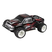 Jual Wltoys P929 1/28 2.4G Electric 4WD Mini Monster Truck RC Car ...