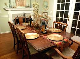Dining Room Table Decor Ideas Everyday Setting Restaurant Decoration Round