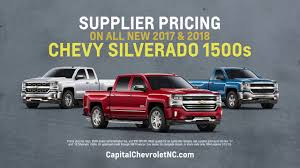 Capital Chevrolet Start The New Year Off Strong Silverado - YouTube This Retro Cheyenne Cversion Of A Modern Silverado Is Awesome Up To 13000 Off Msrp On A New 2017 Chevy 15 803 3669414 2018 Chevrolet 2500hd Ltz 4wd In Nampa D180644 Specials Lynch Family Of Dealerships 3500hd Riverside Moss Bros Any Rebates On Trucks Best Truck Resource Used Cars Suvs At American Rated 49 Near Baltimore Koons White Marsh 1500 Lt Crew Cab Pickup Austin Save Big 2016 Blackout Edition Youtube Steves Chowchilla Your Fresno Vehicle Source Jasper Gator