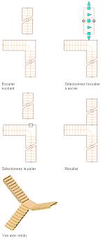 un palier d escalier manuel d utilisation ancrage d un escalier à un palier