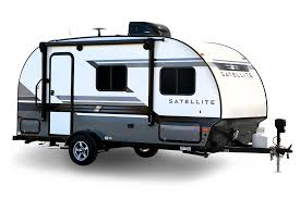 100 Custom Travel Trailers For Sale Satellite Lightweight Camping Trailer Starcraft RV