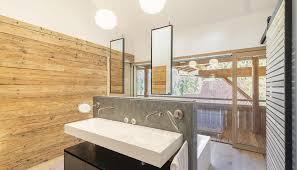 modernes badezimmer im bauernhaus moderner waschtisch vo